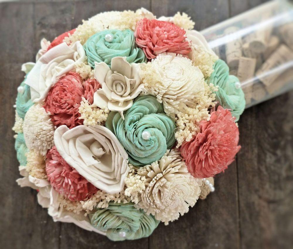 Mint Wedding Ideas: Coral Wedding Color Combination Ideas