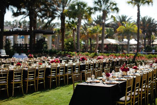 Cranberry Wedding Color Combination Ideas | Dream Weddings Start Here