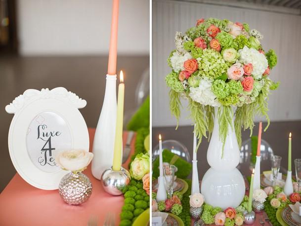 Green Wedding Color Combination Ideas | Dream Weddings Start Here