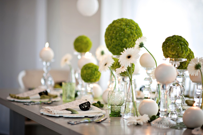 Green wedding color combination ideas dream weddings start here green and white wedding ideas green wedding ideas eventdazzle junglespirit