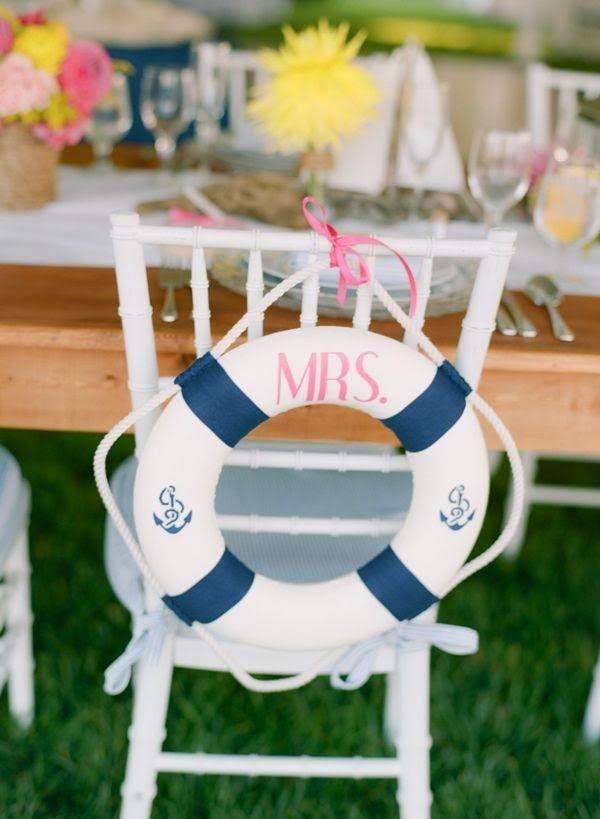 Nautical Wedding Ideas Lookbook | Dream Weddings Start Here