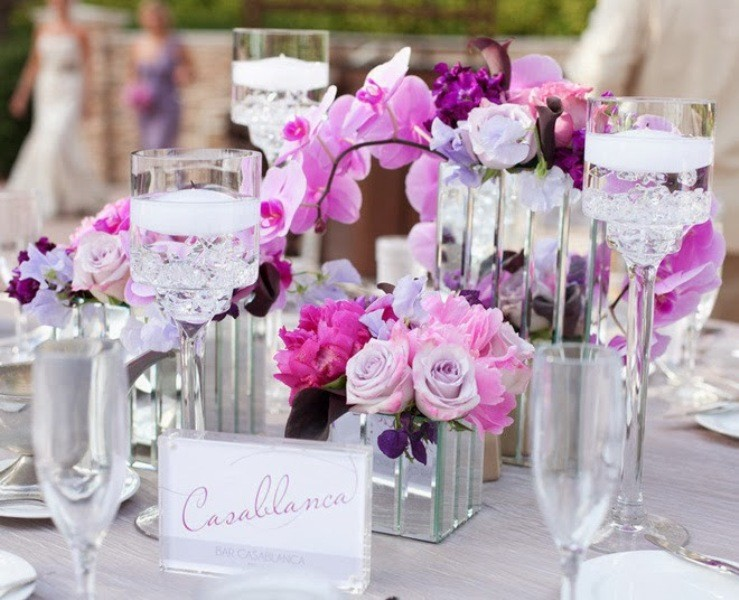 Plum purple wedding color combination ideas dream