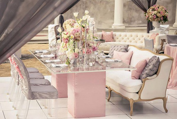 Pink Wedding Color Combination Ideas | Dream Weddings Start Here