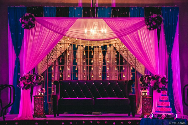 Plum purple wedding color combination ideas dream weddings start here purple and fuchsia wedding ideas purple wedding ideas eventdazzle junglespirit Choice Image