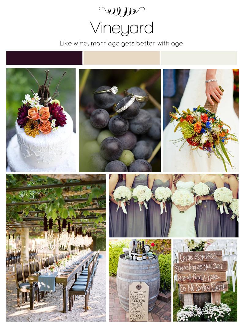 Vineyard Wedding Ideas Dream Weddings Start Here