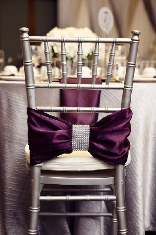 Plum Purple Wedding Color Combination Ideas | Dream Weddings Start Here