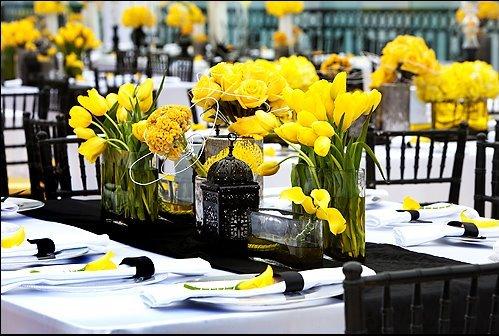 Yellow Wedding Color Combination Ideas Dream Weddings