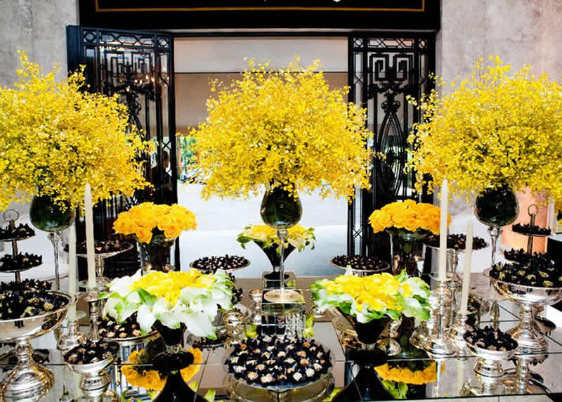 Yellow Wedding Color Combination Ideas Dream Weddings Start Here