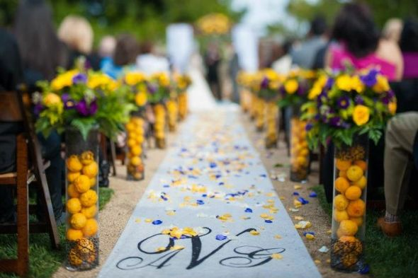 Yellow wedding color combination ideas dream weddings start here yellow gren and purple wedding wedding ideas yellow wedding ideas eventdazzle mightylinksfo
